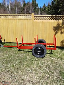 Quad Utility Trailers for Sale