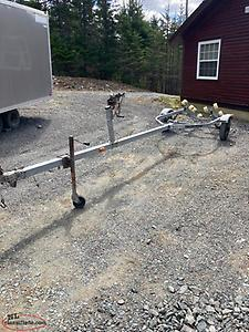 Boat trailer 14 to 16 foot boat