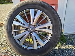 Tires with Aluminum Rims for sale