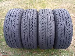 Set of 17 Inch All Season Truck Tires in Great Shape