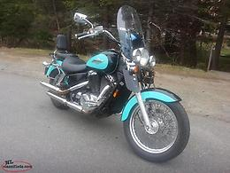 1995 Honda Shadow 1100