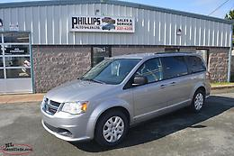2016 Dodge Grand Caravan - Full Stow n Go