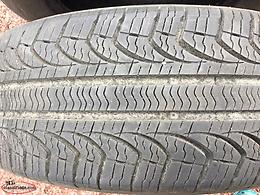 215 60 16 Pirelli all season tires