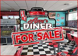 Appy's Diner is FOR SALE!