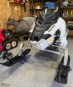 Sell / Trade - 2017 Polaris Axys SKS 800 155